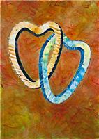 kunsttrykk:-two-hearts---strong-together